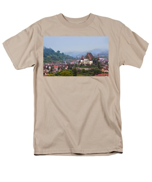 Transylvania Men's T-Shirt  (Regular Fit) by Mircea Costina Photography