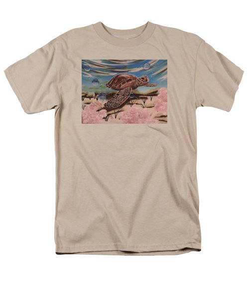 Travis Men's T-Shirt  (Regular Fit) by Dianna Lewis