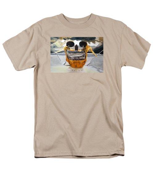 Tribulation Men's T-Shirt  (Regular Fit) by Lazaro Hurtado