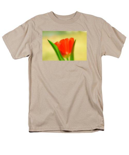 Tulip  Men's T-Shirt  (Regular Fit) by Menachem Ganon