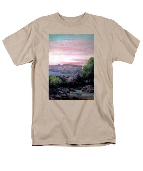 Twilight Men's T-Shirt  (Regular Fit) by Mikhail Savchenko