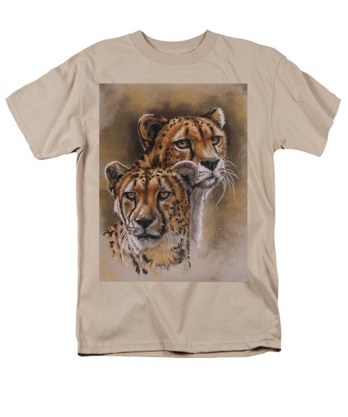 Twins Men's T-Shirt  (Regular Fit) by Barbara Keith