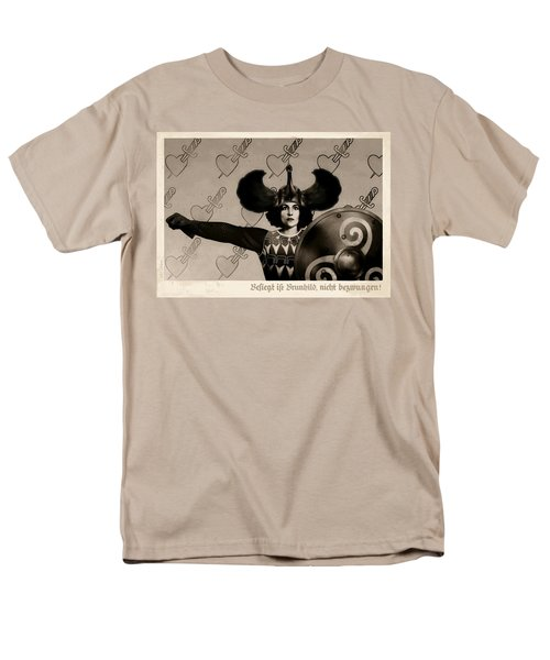 Unyielding Men's T-Shirt  (Regular Fit) by Udo Linke