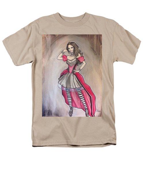 Vampire Mihela Men's T-Shirt  (Regular Fit) by Jimmy Adams