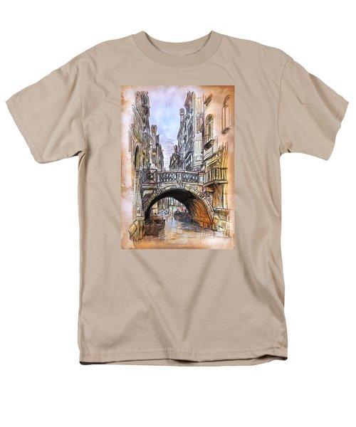 Venice 2 Men's T-Shirt  (Regular Fit) by Andrzej Szczerski