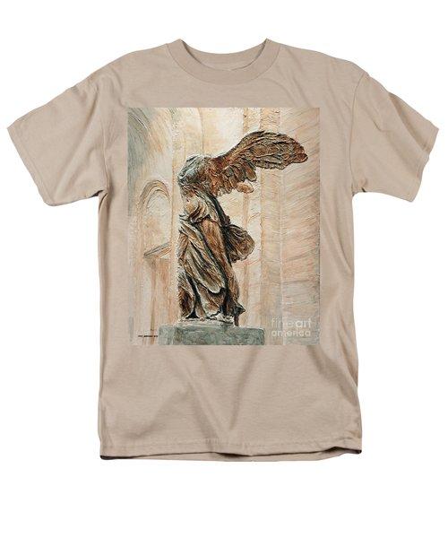 Victory Of Samothrace Men's T-Shirt  (Regular Fit)