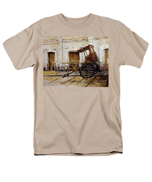 Vigan Carriage 1 Men's T-Shirt  (Regular Fit)