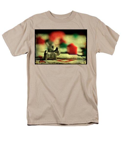 Vintage Monopoly Men's T-Shirt  (Regular Fit) by Michael Eingle
