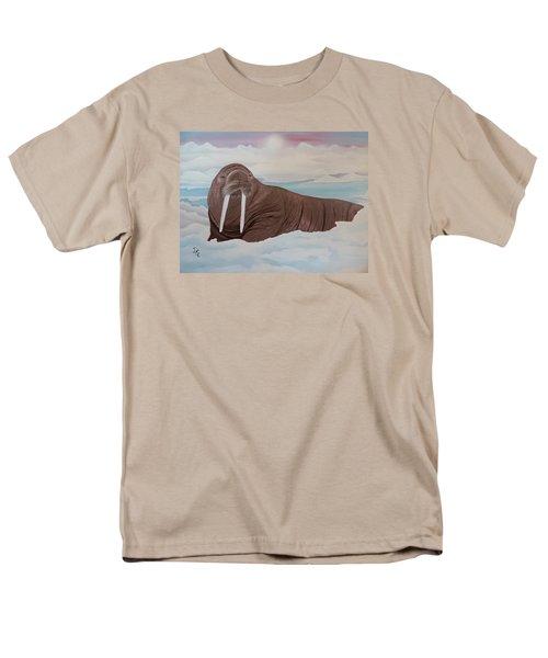 Walter Men's T-Shirt  (Regular Fit) by Dianna Lewis