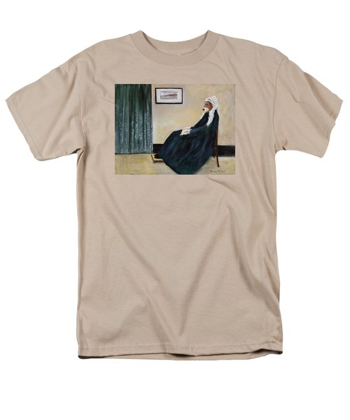 Whistlin Mother Men's T-Shirt  (Regular Fit) by Randy Burns