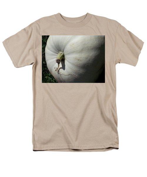 White Pumpkin Men's T-Shirt  (Regular Fit)