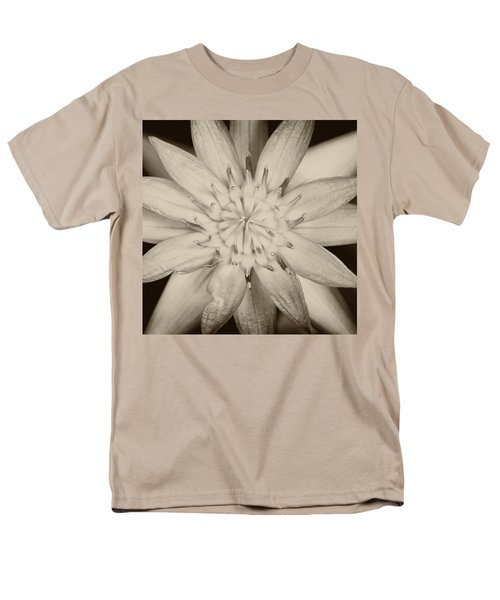 Lotus Men's T-Shirt  (Regular Fit) by Ulrich Schade