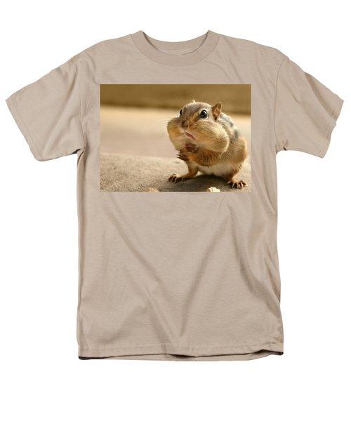 Who Me Men's T-Shirt  (Regular Fit) by Lori Deiter