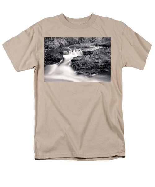Wilderness River Men's T-Shirt  (Regular Fit) by Ari Salmela