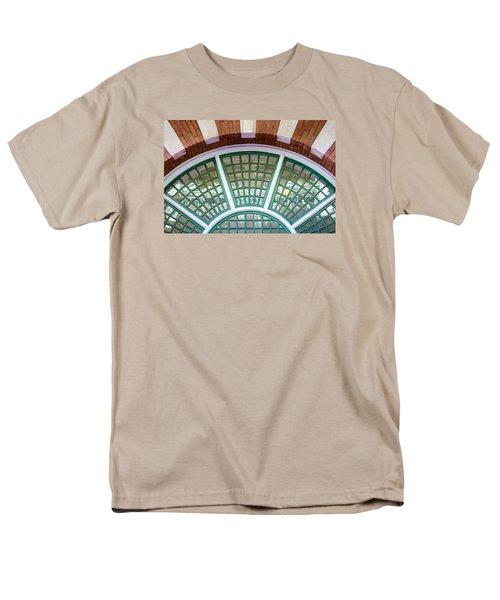 Windows Of Ybor Men's T-Shirt  (Regular Fit) by Carolyn Marshall