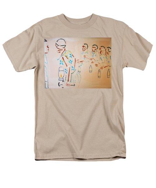 Wise Virgins Men's T-Shirt  (Regular Fit) by Gloria Ssali