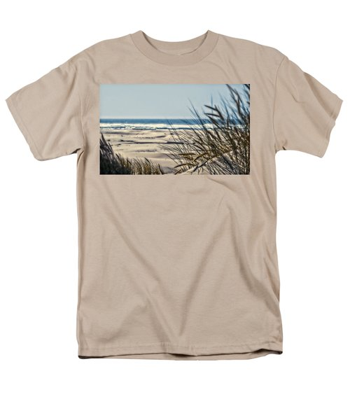 Men's T-Shirt  (Regular Fit) featuring the photograph With Every Breath by Janie Johnson