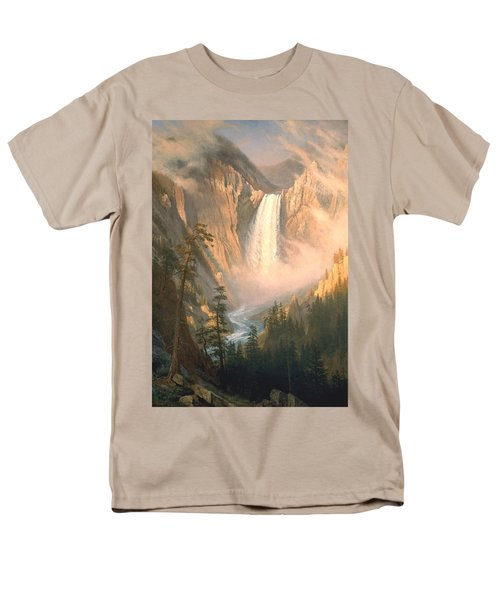 Yellowstone Men's T-Shirt  (Regular Fit)
