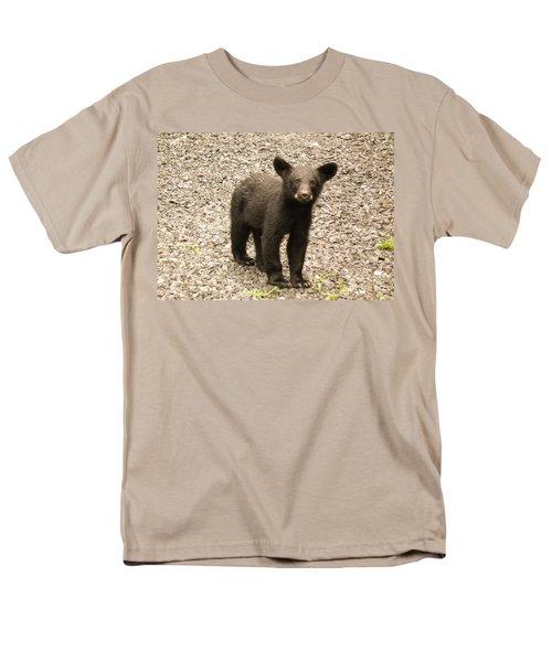 Young Cub Men's T-Shirt  (Regular Fit) by Jan Dappen