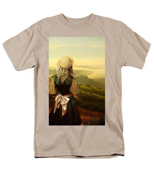 Young Traveller Men's T-Shirt  (Regular Fit)