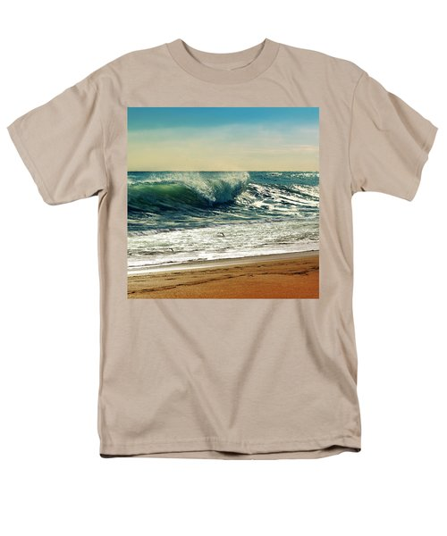 Your Moment Of Perfection Men's T-Shirt  (Regular Fit) by Laura Fasulo