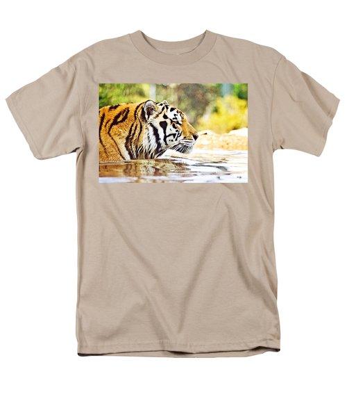 You're Mine Men's T-Shirt  (Regular Fit) by Scott Pellegrin