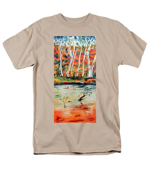 Aussiebillabong Men's T-Shirt  (Regular Fit)