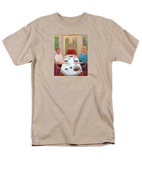 Afternoon Coffee Men's T-Shirt  (Regular Fit) by Fred Jinkins