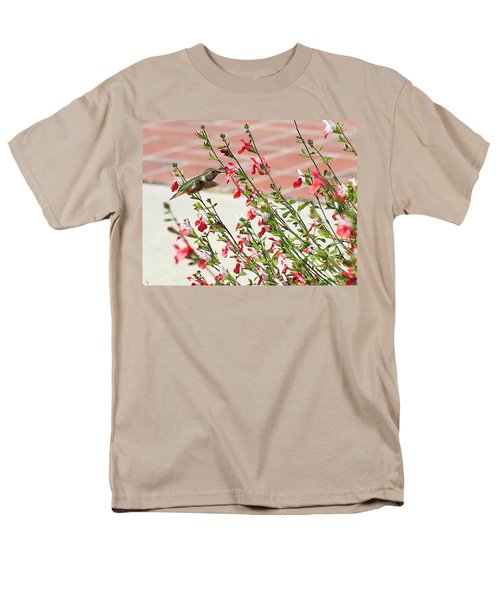 A Garden Delight Men's T-Shirt  (Regular Fit) by Heidi Smith