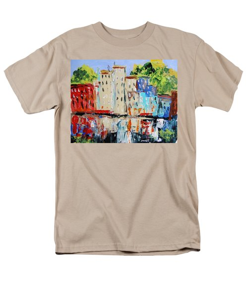 After Hours-reflection Men's T-Shirt  (Regular Fit) by John Williams