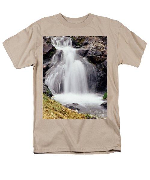 Angel Hair Men's T-Shirt  (Regular Fit) by Sharon Elliott