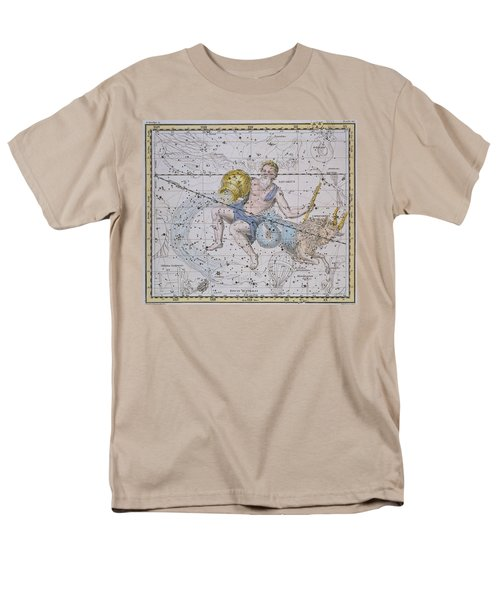Aquarius And Capricorn Men's T-Shirt  (Regular Fit) by A Jamieson