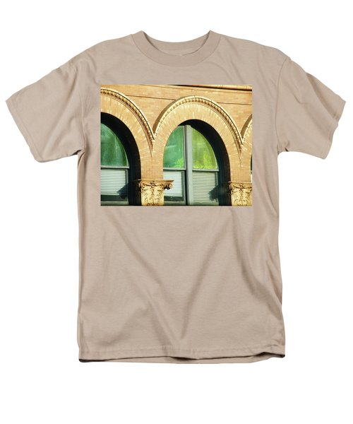 Men's T-Shirt  (Regular Fit) featuring the photograph Architecture Memphis by Lizi Beard-Ward