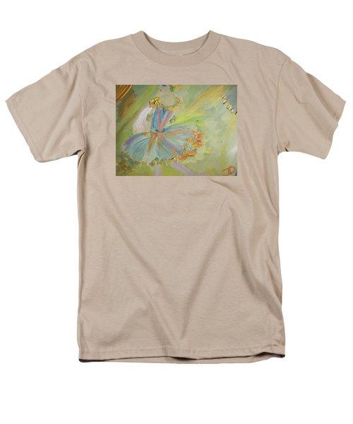 Art Deco Ballet Men's T-Shirt  (Regular Fit) by Judith Desrosiers