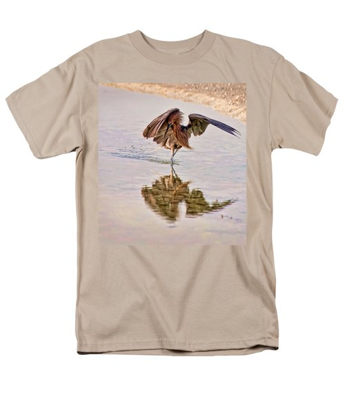 Men's T-Shirt  (Regular Fit) featuring the photograph Attack Dance by Steven Sparks