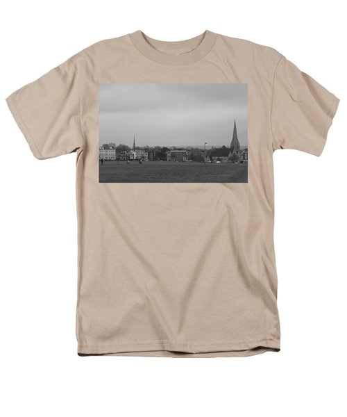 Men's T-Shirt  (Regular Fit) featuring the photograph Blackheath Village by Maj Seda