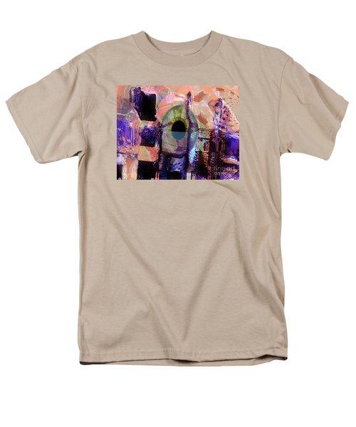 Curiosity Men's T-Shirt  (Regular Fit) by Fania Simon