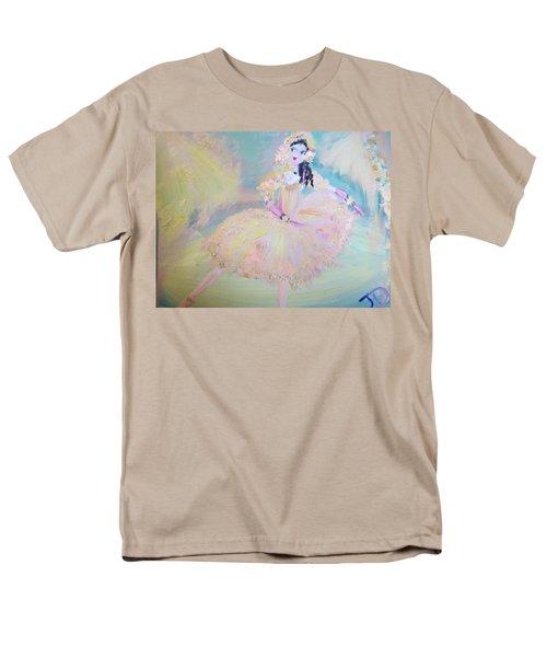 Dorothy Dancer Men's T-Shirt  (Regular Fit) by Judith Desrosiers