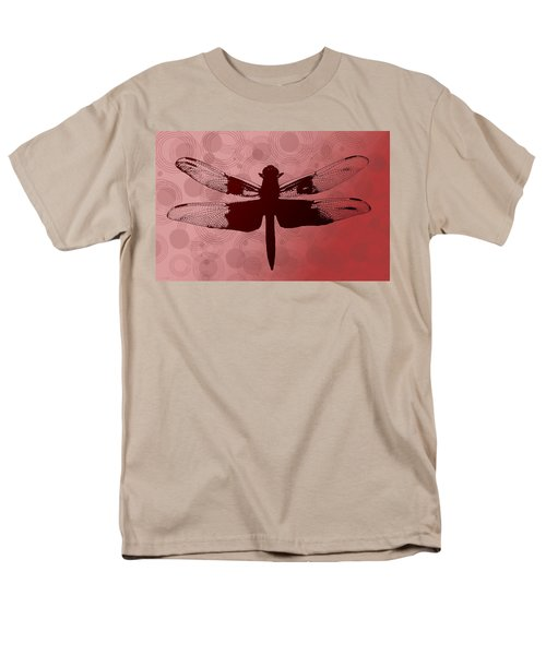 Dragonfly Men's T-Shirt  (Regular Fit) by Lauren Radke