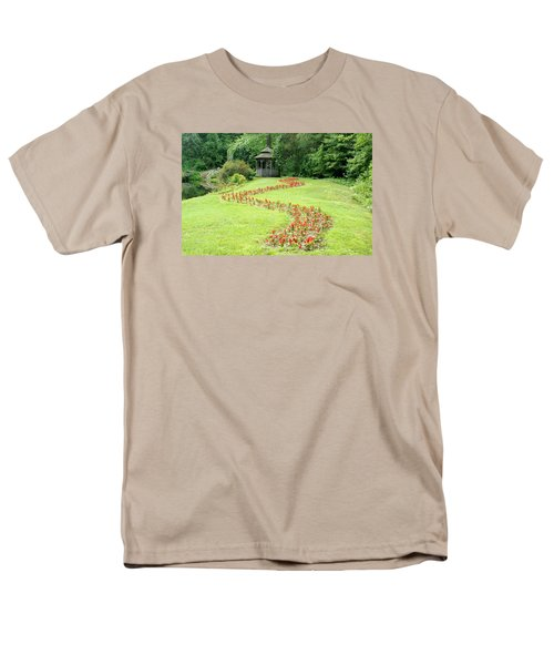 Gazebo Men's T-Shirt  (Regular Fit) by Richard Bryce and Family