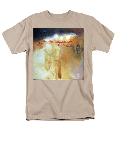 Golden Memories Men's T-Shirt  (Regular Fit) by Keith Thue