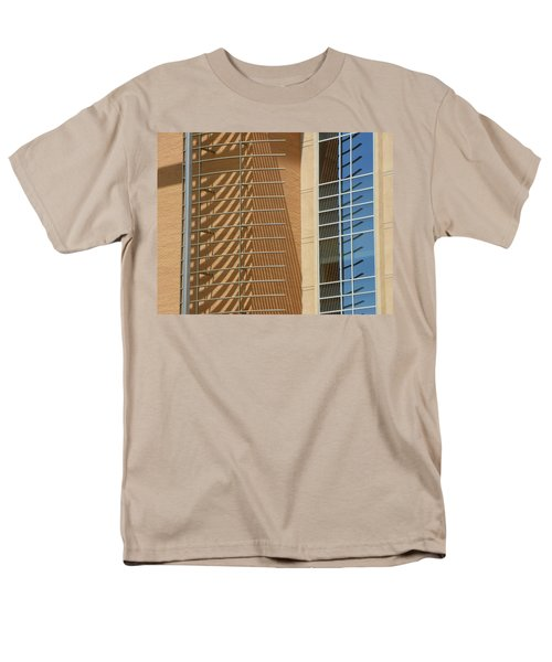 High Noon Two Men's T-Shirt  (Regular Fit) by Lenore Senior