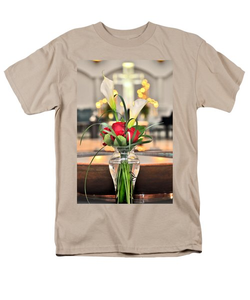 Men's T-Shirt  (Regular Fit) featuring the photograph Holy Water by Brian Duram