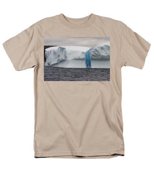 Iceberg Men's T-Shirt  (Regular Fit) by Eunice Gibb