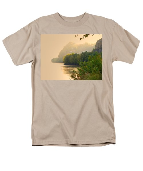 Islands In The Stream II Men's T-Shirt  (Regular Fit) by William Fields
