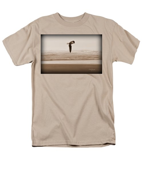 Men's T-Shirt  (Regular Fit) featuring the photograph Jonathon by Jeanette C Landstrom