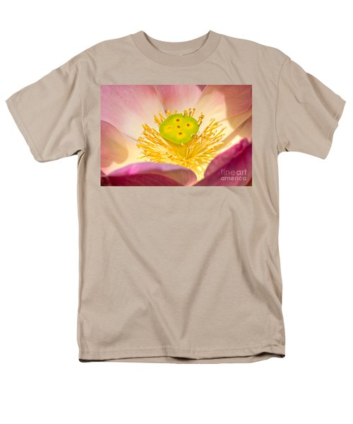 Men's T-Shirt  (Regular Fit) featuring the photograph Nature by Luciano Mortula