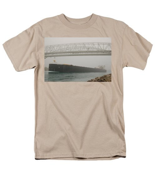 Only A Stones Throw Away Men's T-Shirt  (Regular Fit) by Randy J Heath