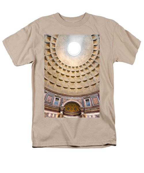 Men's T-Shirt  (Regular Fit) featuring the photograph Pantheon  by Luciano Mortula