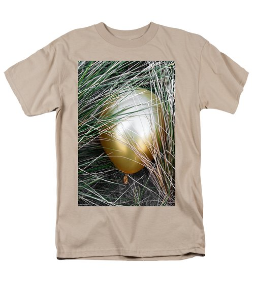 Men's T-Shirt  (Regular Fit) featuring the photograph Playing Hide And Seek by Steve Taylor